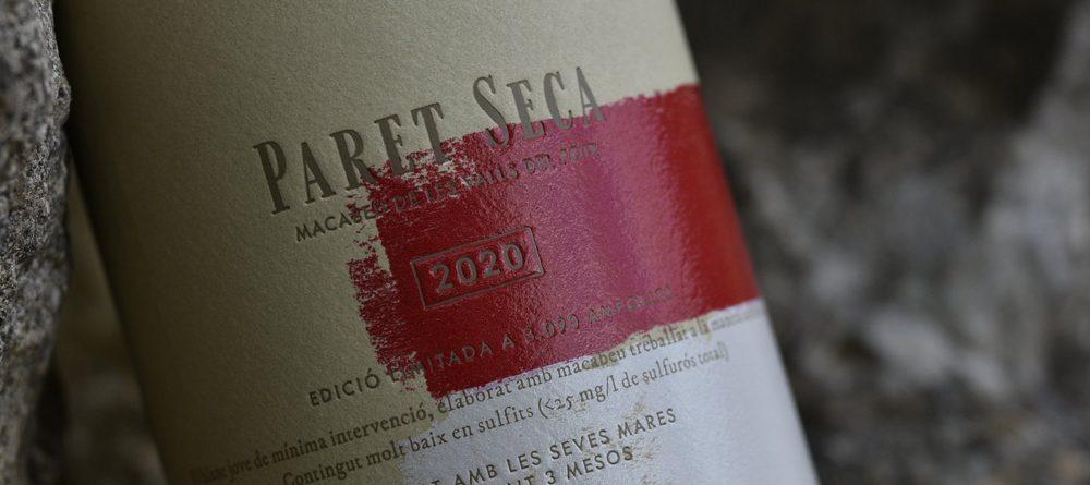 Comprar-vins-Paret-Seca-ecologics-Penedès